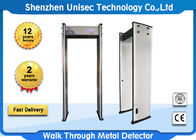 China Economic and six mutual over-lapping detecting zones UB500 archway metal detector for any public security fabriek
