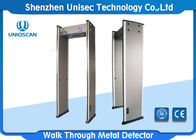 China walk through metal detector UB600 with high density fireproof material and high sensitivity for metro and school.etc. fabriek
